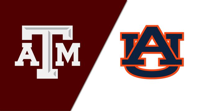 Texas A&M vs. Auburn (re-air)