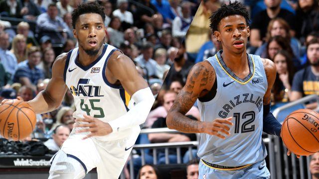 In Spanish-Utah Jazz vs. Memphis Grizzlies