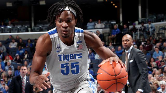 Jackson State vs. #13 Memphis (M Basketball)