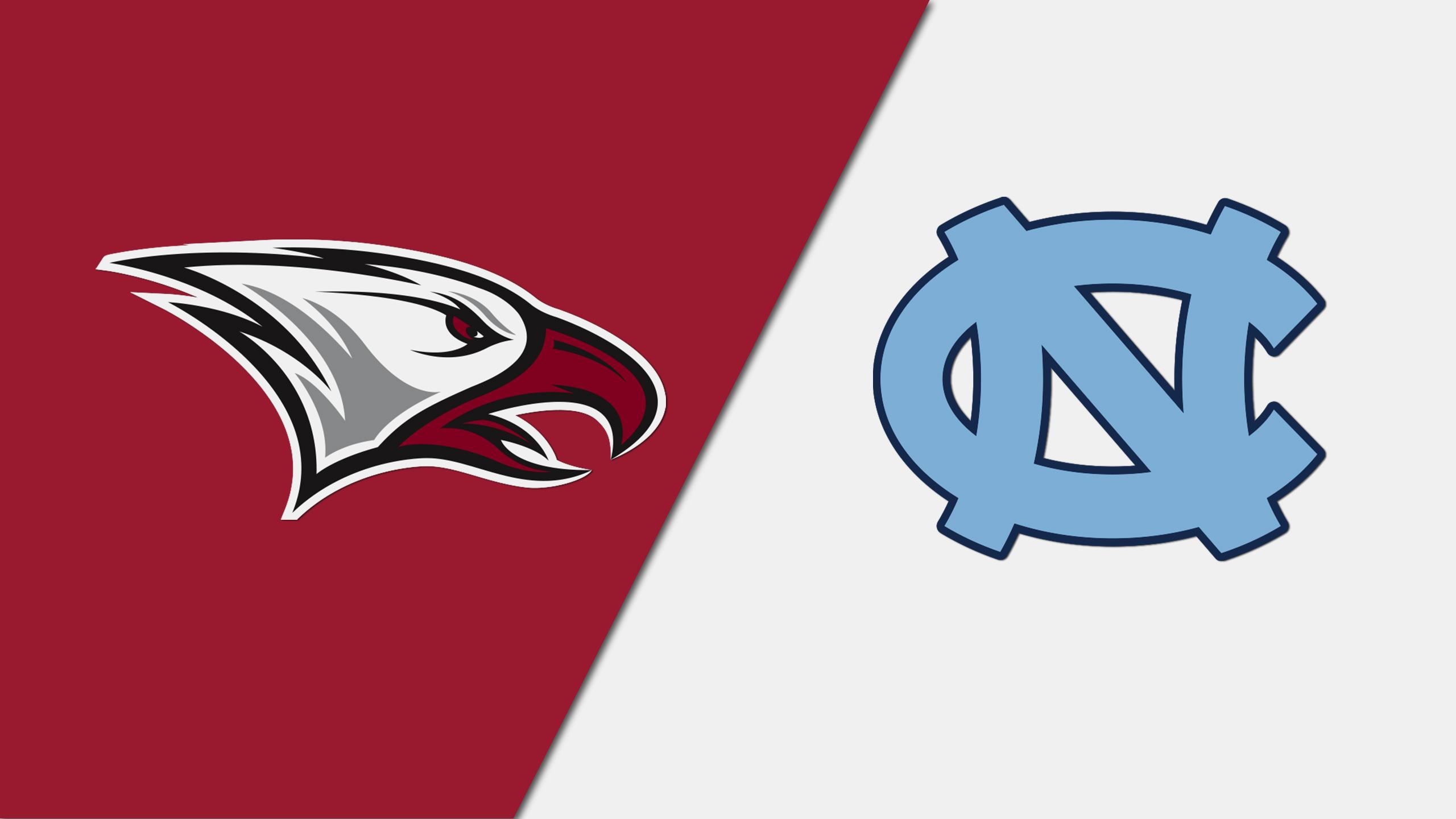 North Carolina Central vs. North Carolina