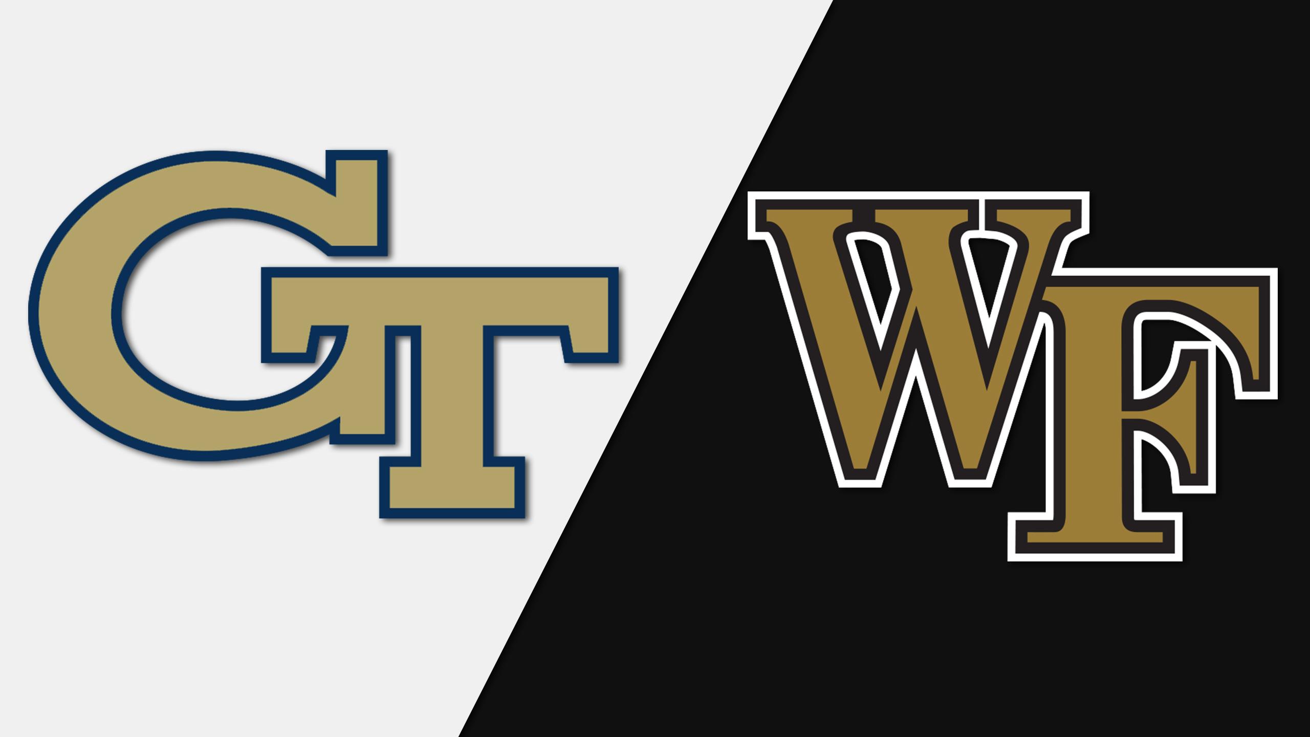 Georgia Tech vs. Wake Forest (W Volleyball)