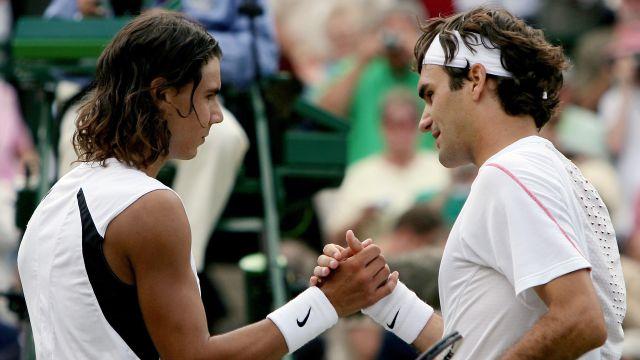 Roger Federer vs. Rafael Nadal (Men's Final)