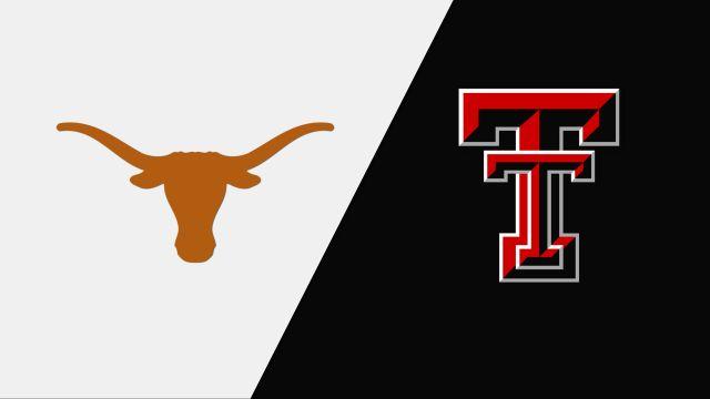 Texas vs. Texas Tech (Football)