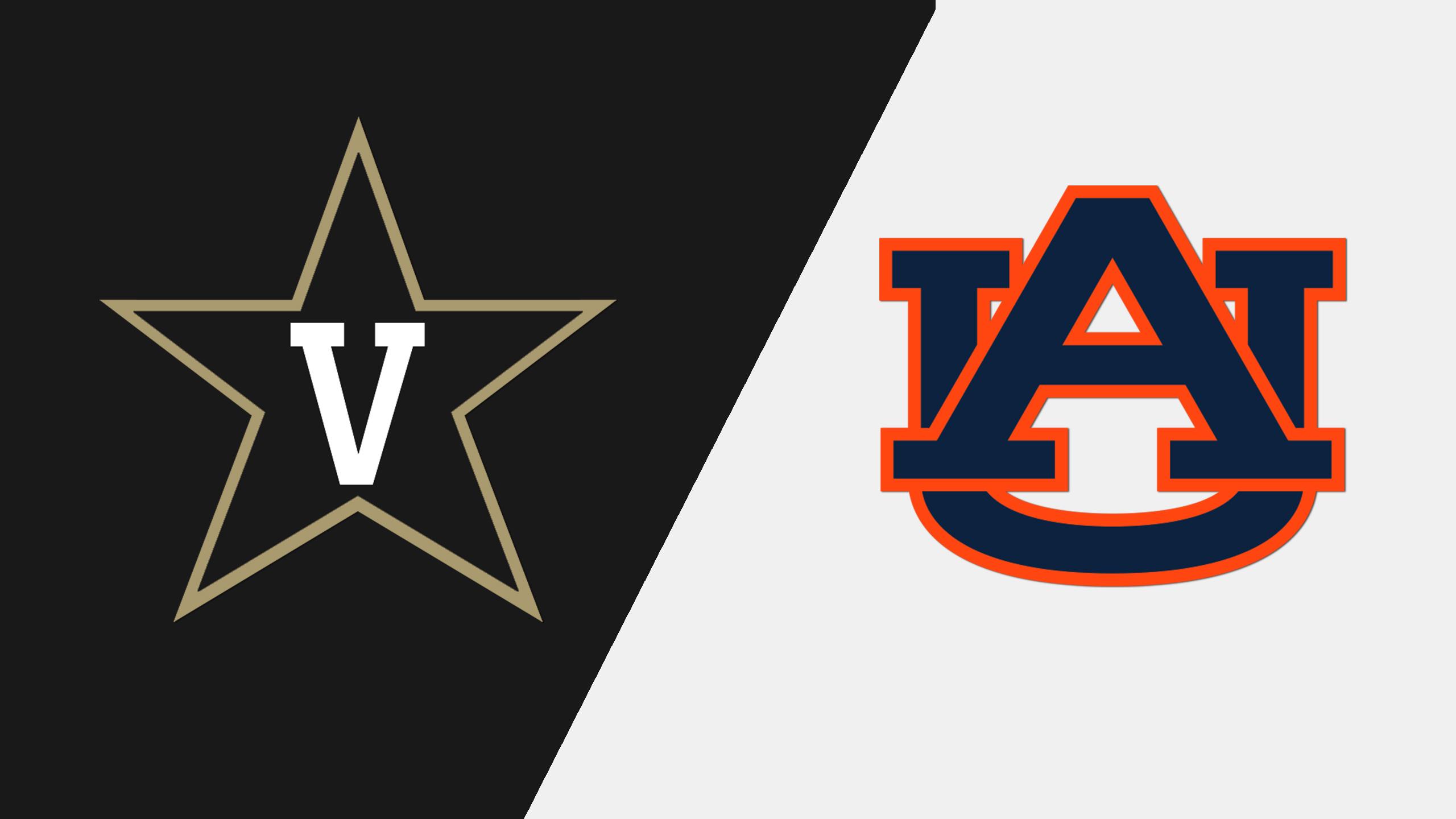 #12 Vanderbilt vs. Auburn (W Soccer)