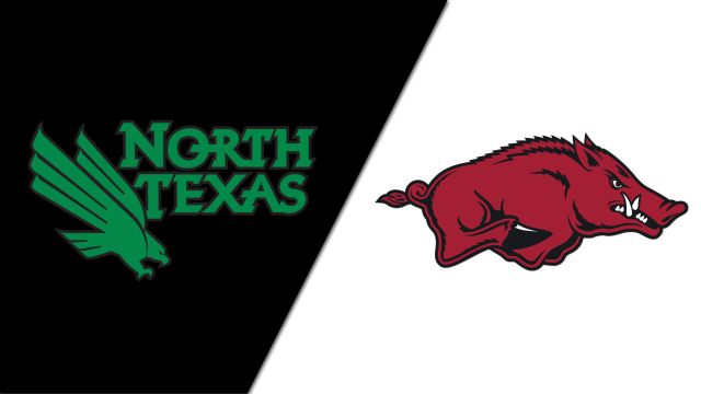 North Texas vs. Arkansas (M Basketball)