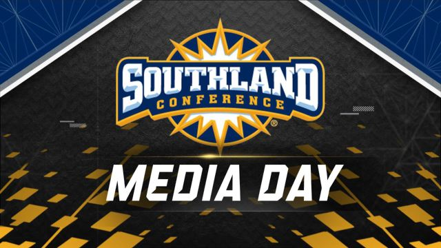 Southland Conference Football Media Day