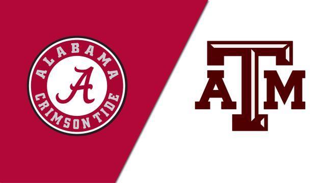 Alabama vs. Texas A&M (W Volleyball)