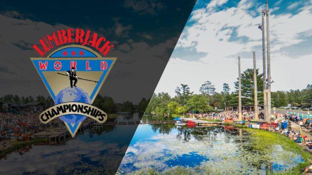 Final World Championship Competition (Lumberjack World Championships)