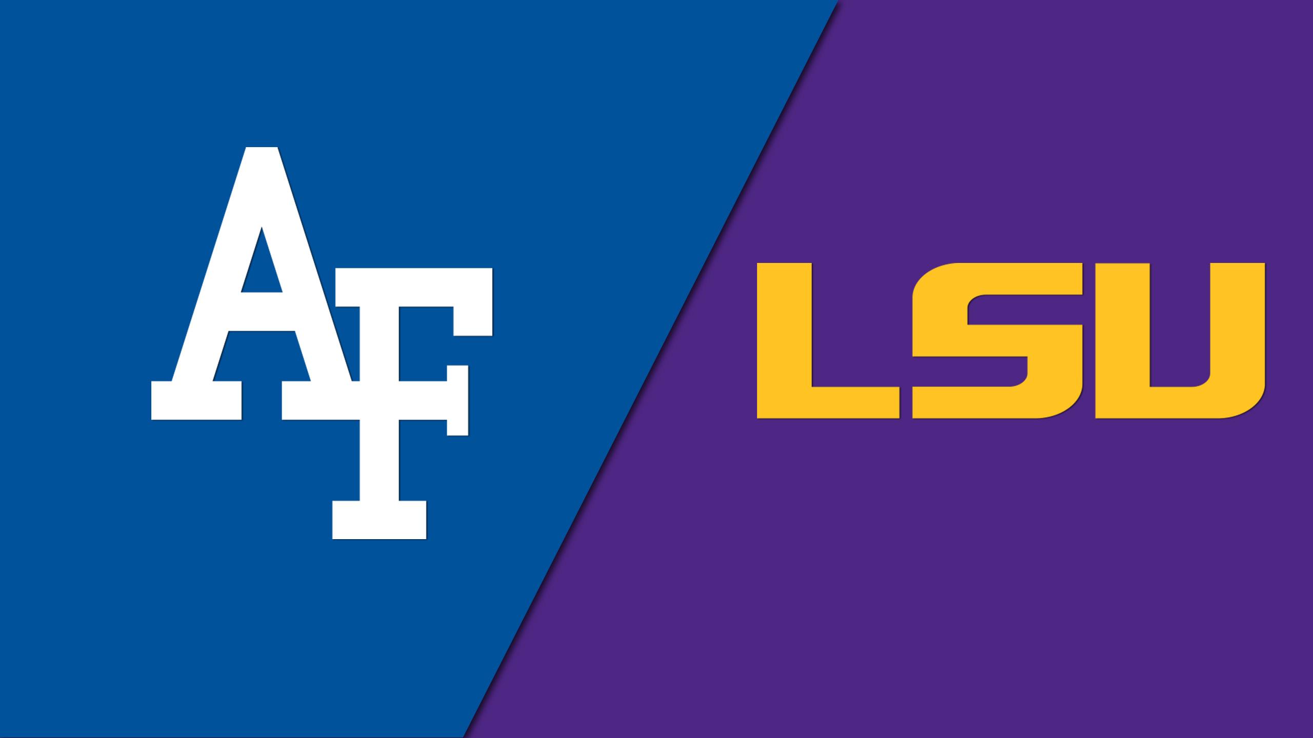 Air Force vs. #1 LSU (Baseball)