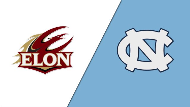 Elon vs. #16 North Carolina (Baseball)