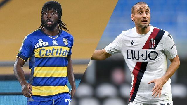 Parma vs. Bologna