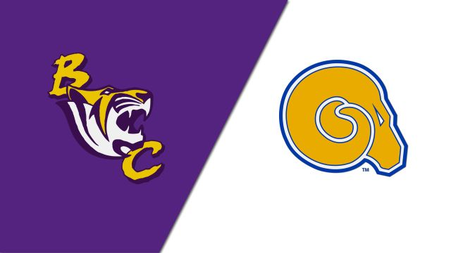 Benedict College vs. Albany State (Football)