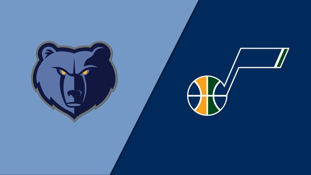 Memphis Grizzlies vs. Utah Jazz
