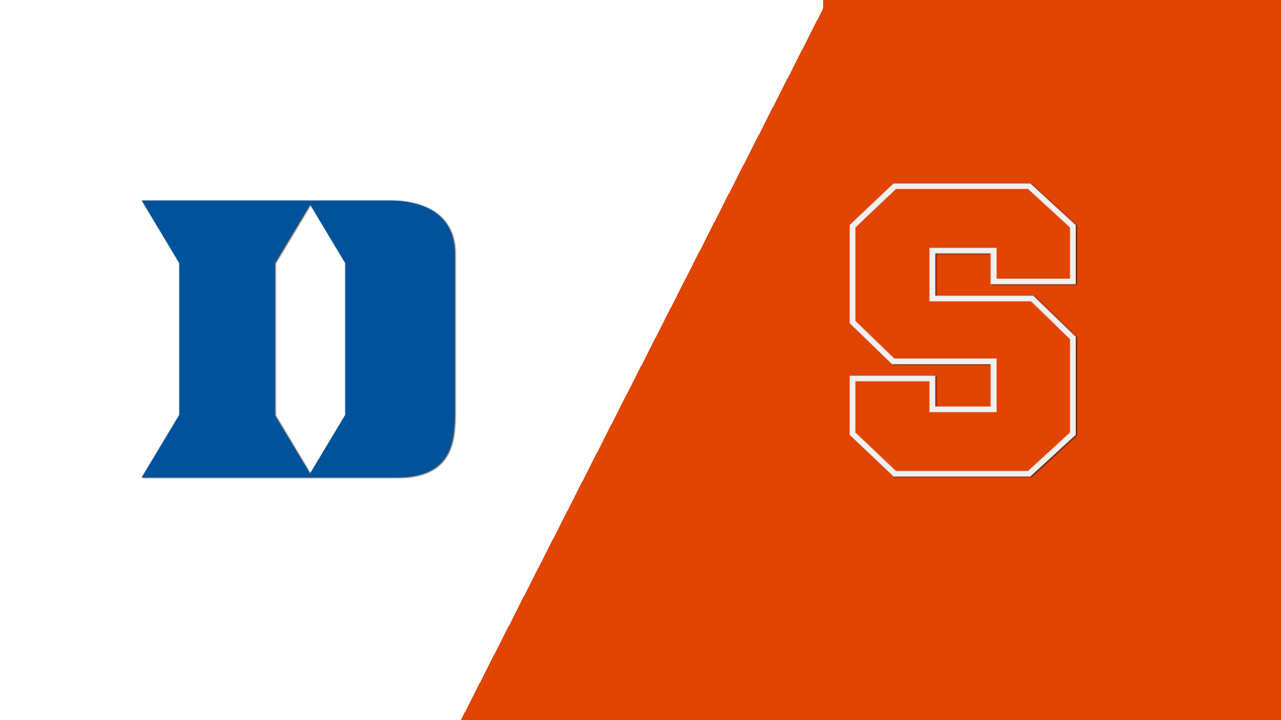 Duke vs. Syracuse (Field Hockey)