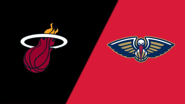 Miami Heat vs. New Orleans Pelicans (Quarterfinal)