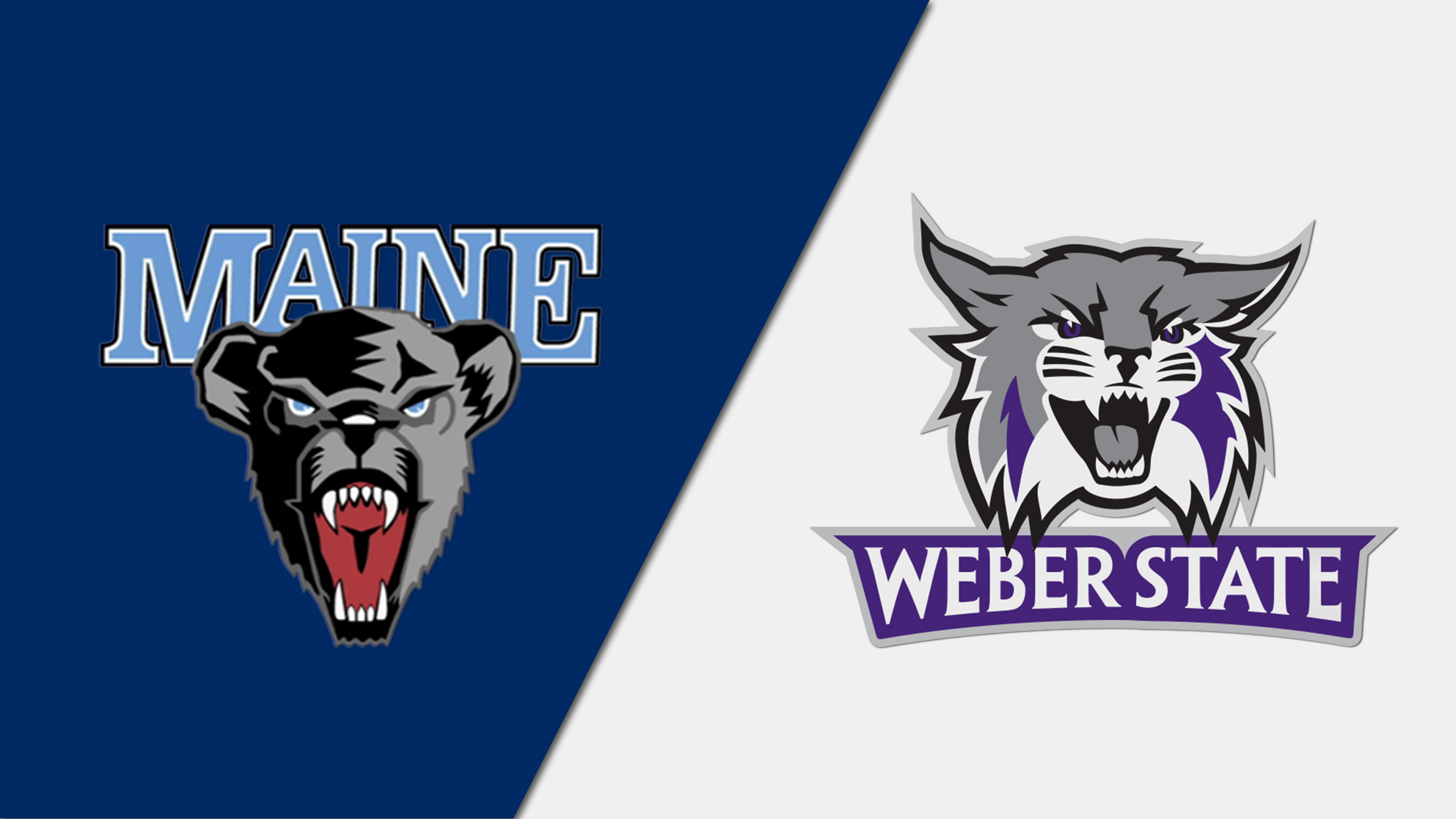 #7 Maine vs. #2 Weber State (Quarterfinal) (FCS Football Championship) (re-air)