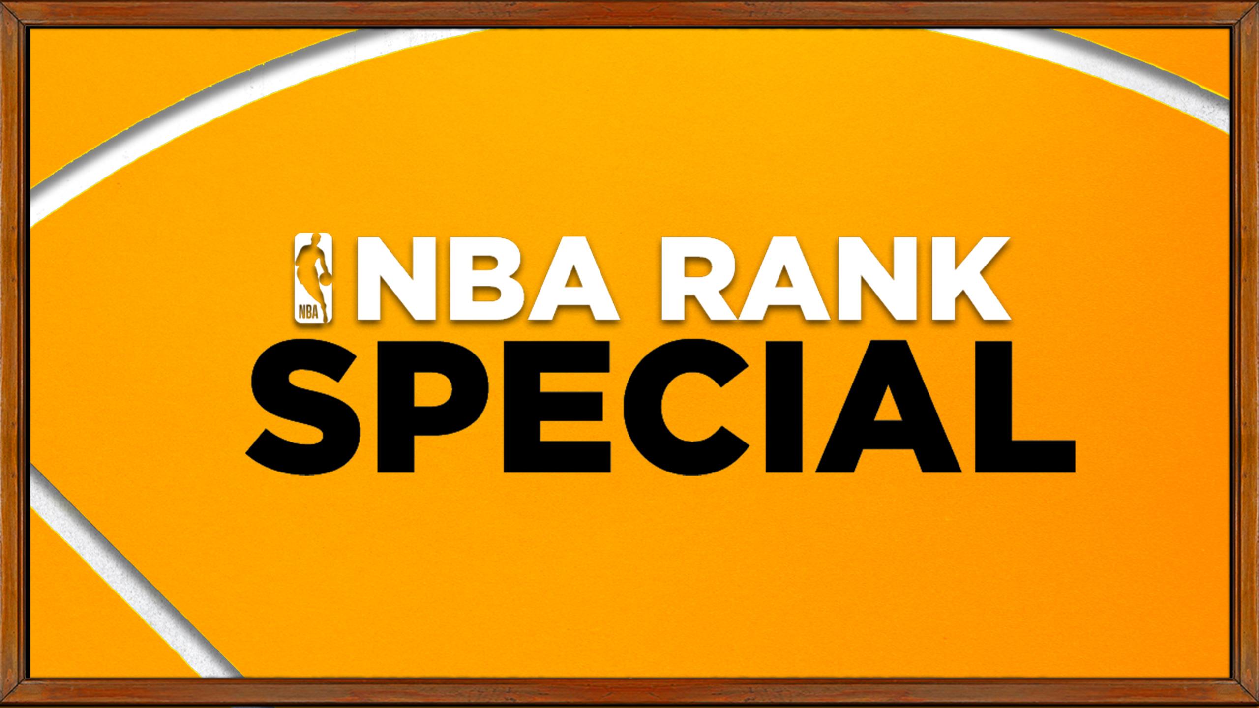 NBA Rank Special