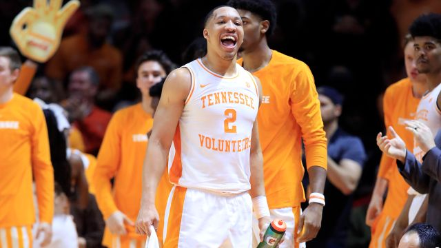 #5 Tennessee vs. Auburn (M Basketball)