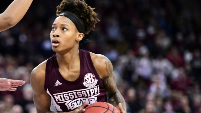 Auburn vs. #9 Mississippi State (W Basketball)