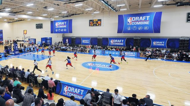 NBA Draft Scrimmages 2019
