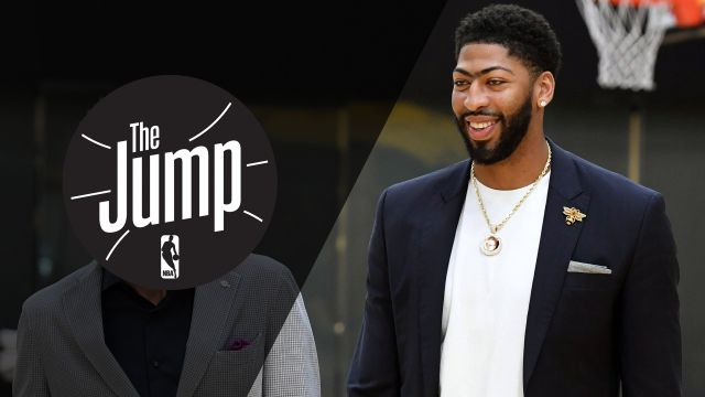 Mon, 7/15 - NBA: The Jump