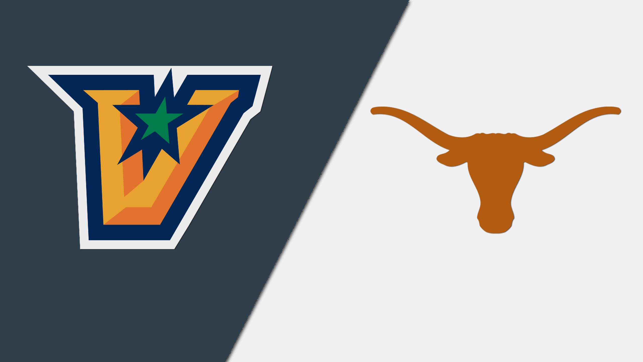 Texas- Rio Grande Valley vs. #14 Texas