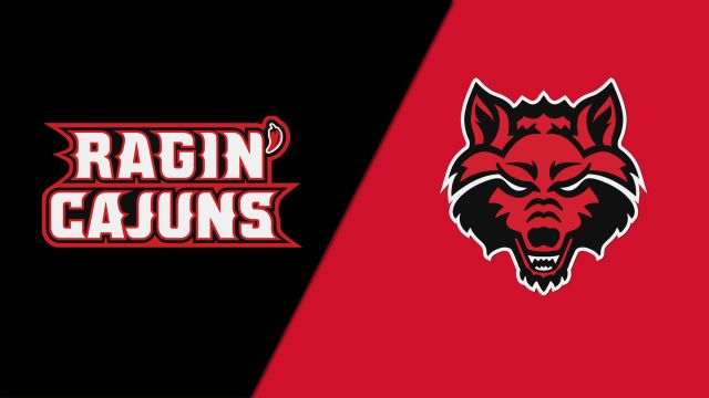 Thu, 10/17 - Louisiana vs. Arkansas State (Football)