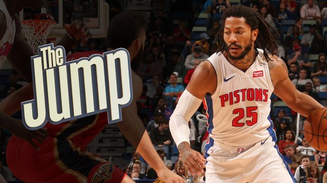 Tue, 12/10 - NBA: The Jump