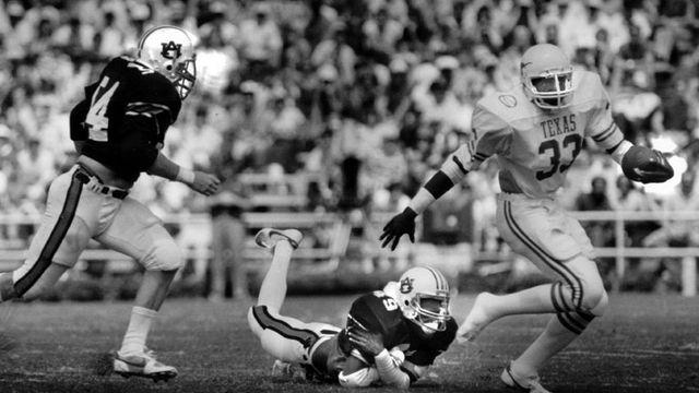 Auburn Tigers vs. Texas Longhorns (ESPN Classic Football)