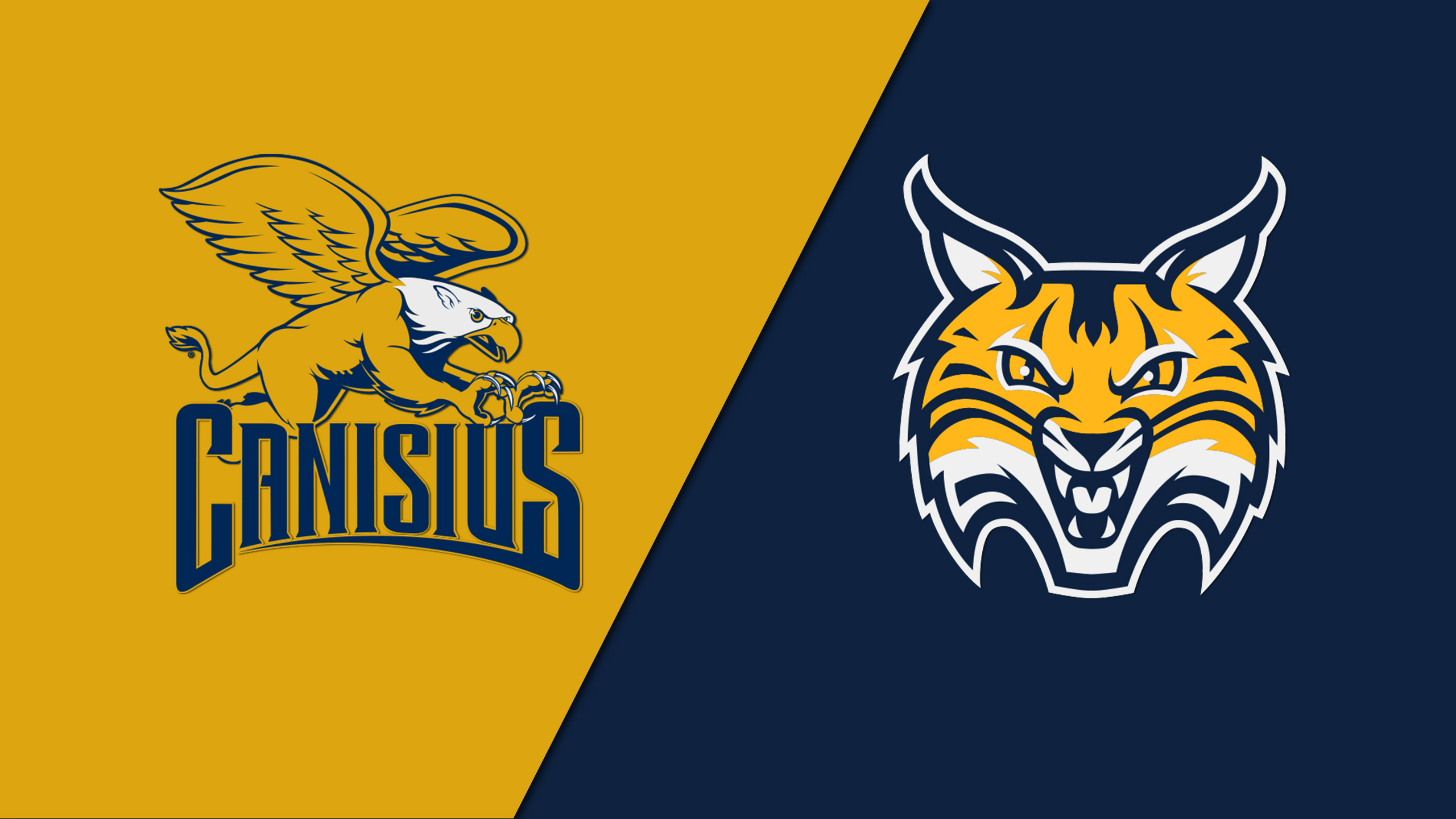 Canisius vs. Quinnipiac (M Basketball)