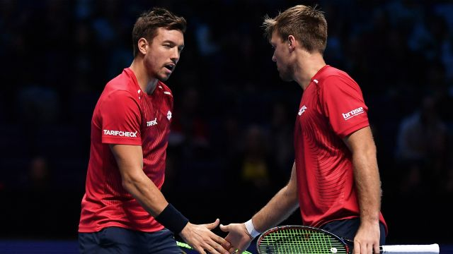Nitto ATP Finals (Doubles Round Robin)