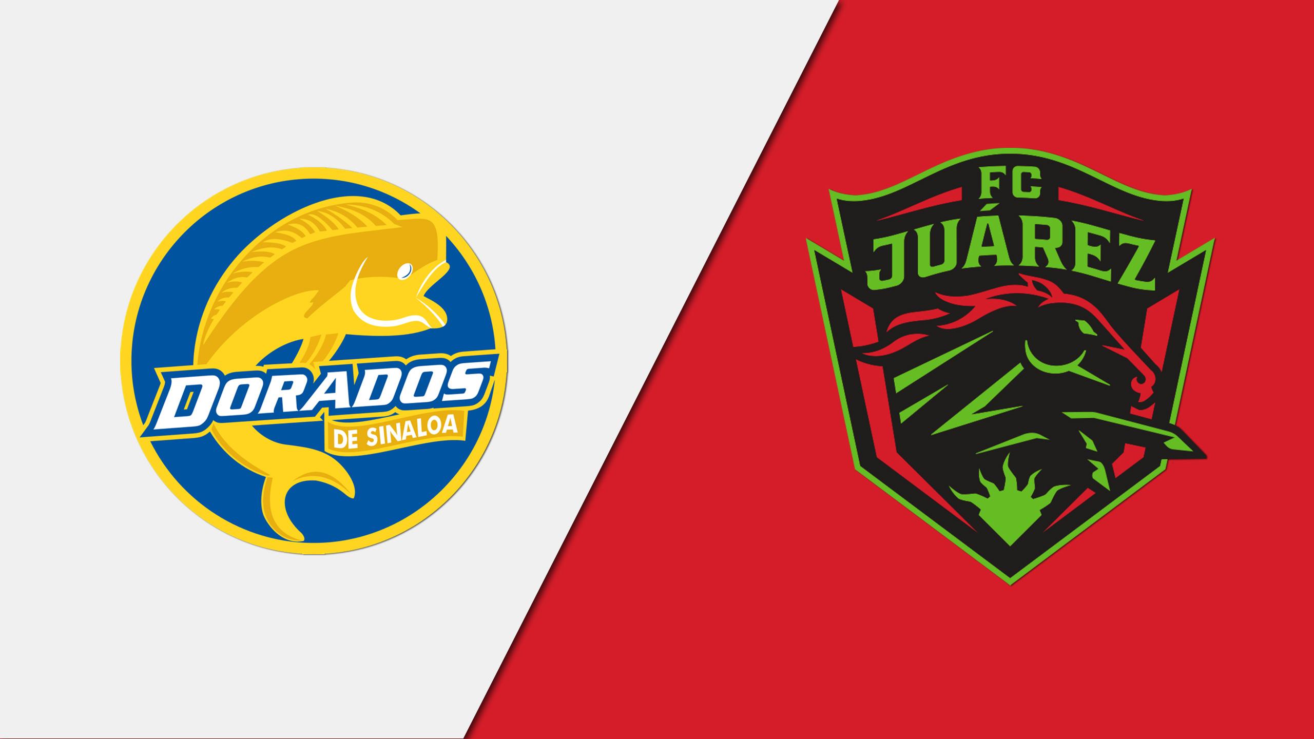 In Spanish - Dorados de Sinaloa vs. FC Juárez (Semifinals Leg 1) (Ascenso MX)