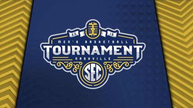 SEC Men's Basketball Tournament Post-Game Press Conferences