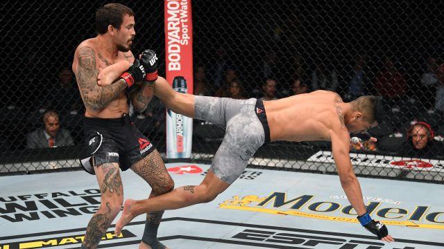 In Spanish-UFC 239: Jones vs. Santos (Prelims)