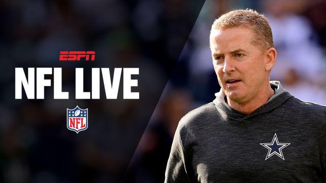 Mon, 10/14 - NFL Live