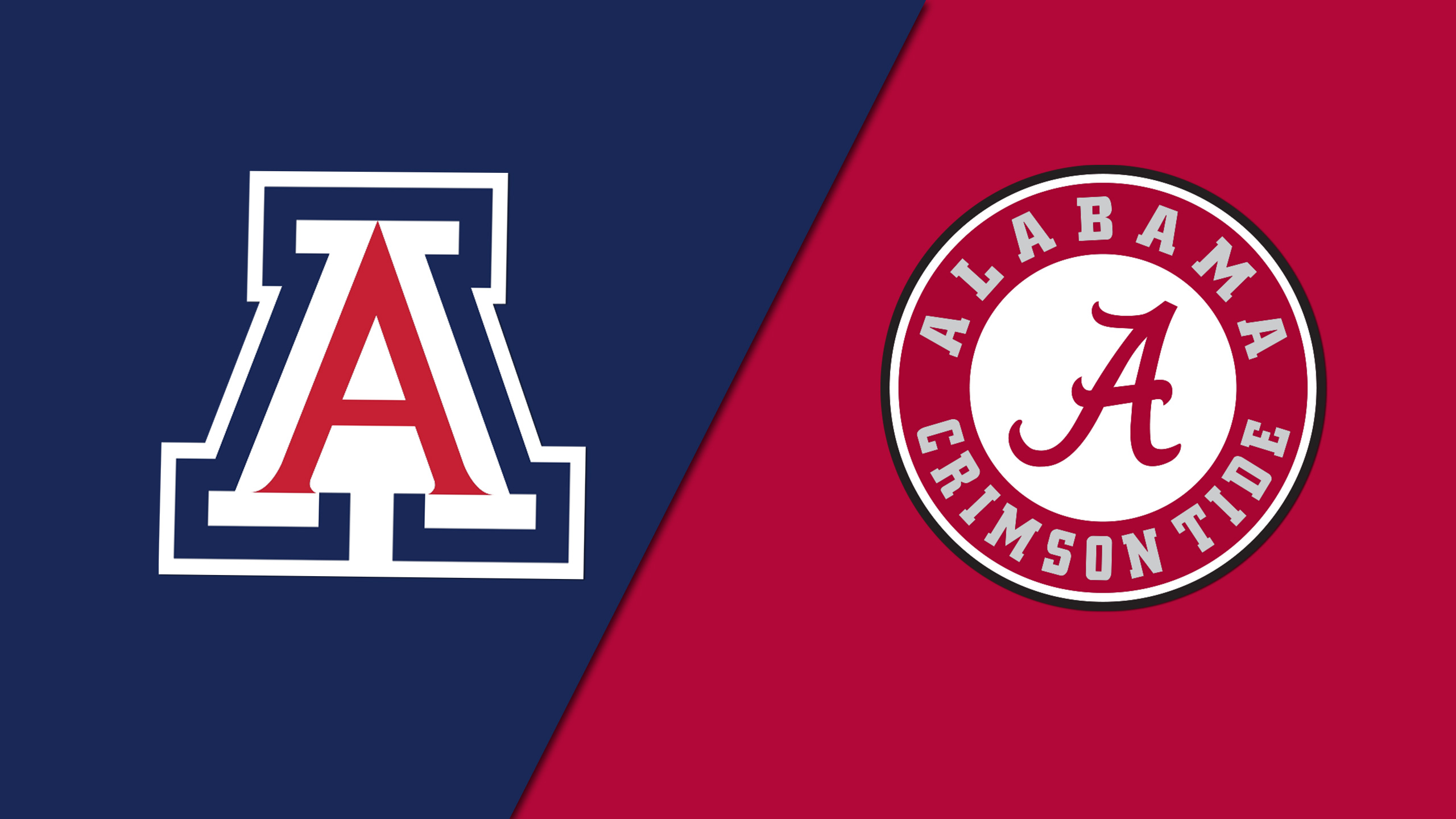 Arizona vs. Alabama (M Basketball) (re-air)