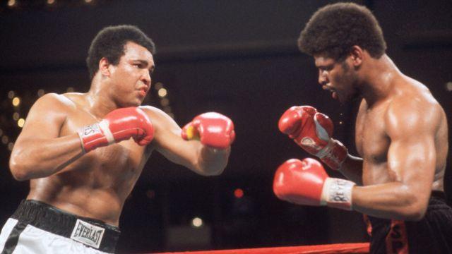 Muhammad Ali vs. Leon Spinks 2
