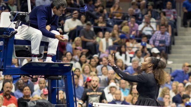 Backstory: Serena vs. The Umpire