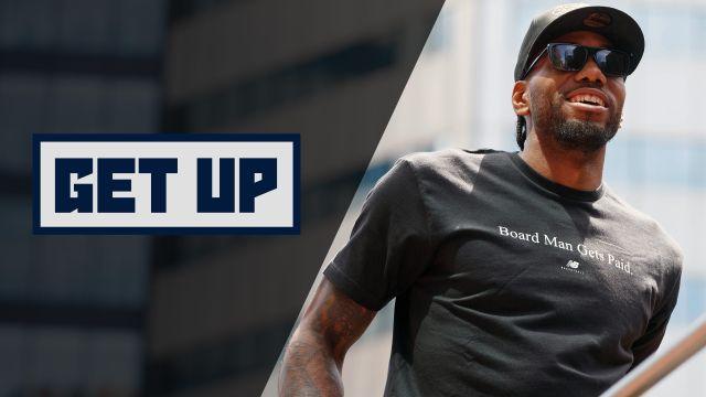 Sun, 7/7 - NBA: The Jump - WatchESPN