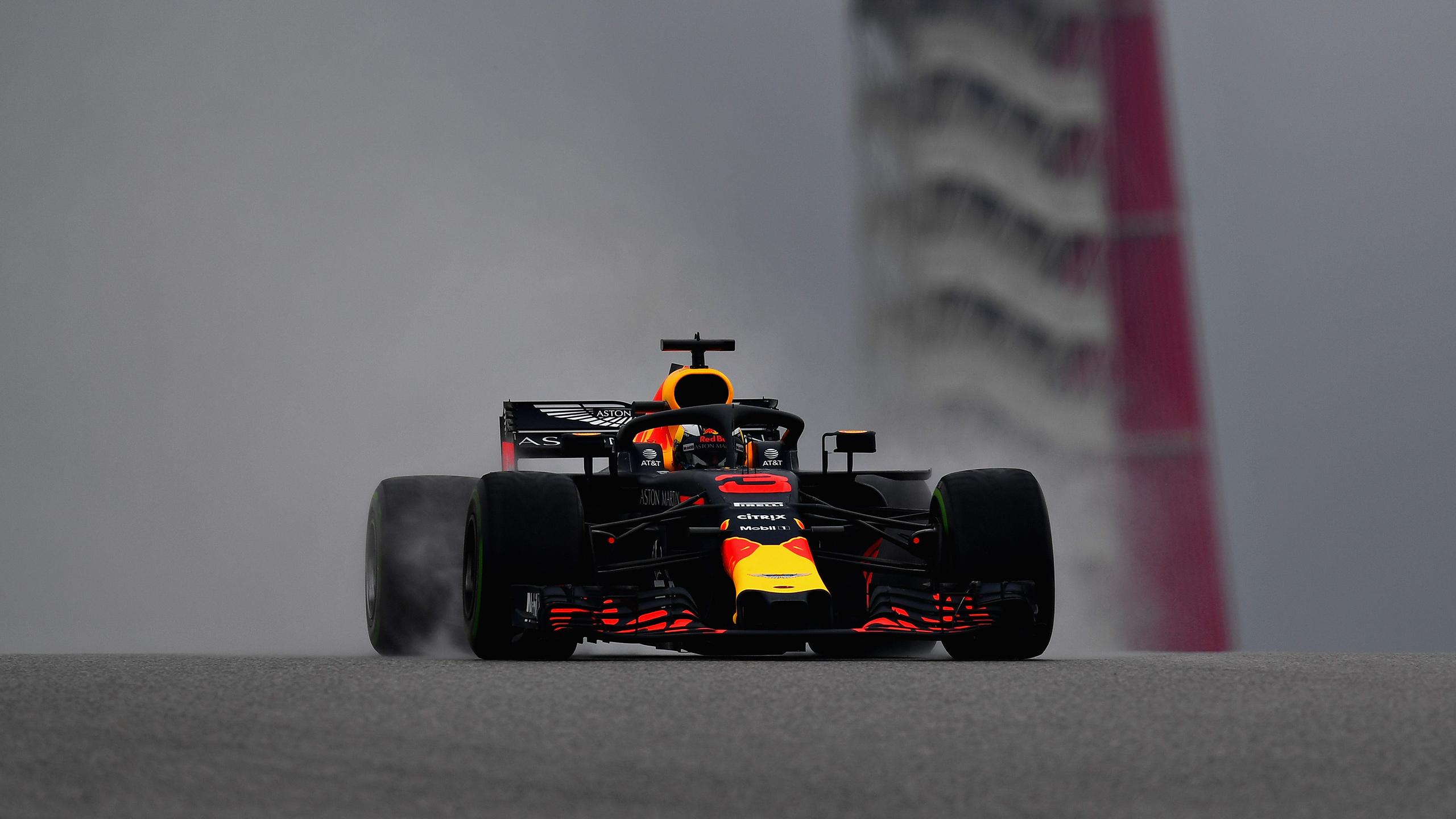 Formula 1 United States Grand Prix Practice 1