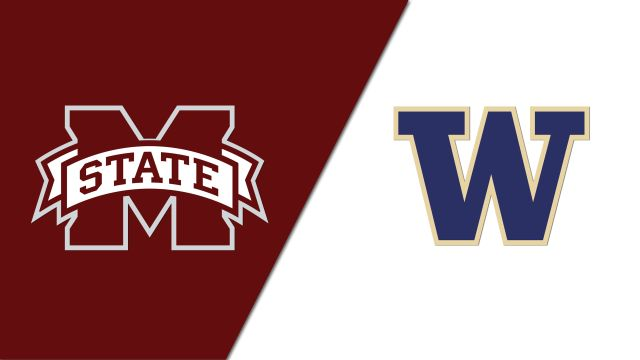 Mississippi State vs. Washington (Site 13 / Game 3) (NCAA Softball Regionals)