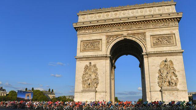 Tour de France Route Presentation