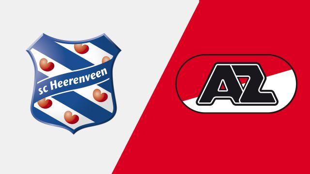 Heerenveen vs. AZ Alkmaar