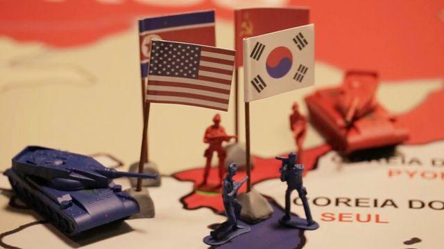 Episódio 1 - Termina a guerra quente, começa a Guerra Fria