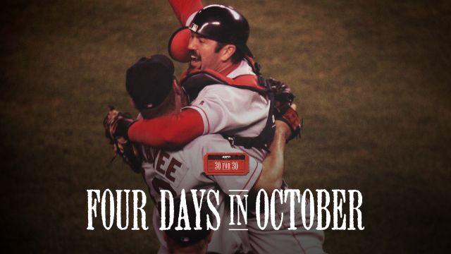 ESPN Filmes: 30 For 30: Four Days In October