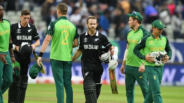New Zealand vs. South Africa