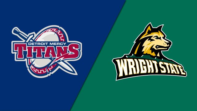 Detroit Mercy vs. Wright State (W Basketball)
