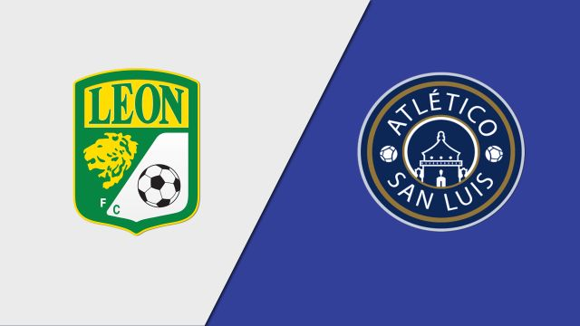 In Spanish-Club León vs. Atlético San Luis (Jornada 15) (Liga MX)