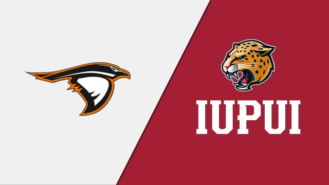 Anderson University vs. IUPUI (M Basketball)