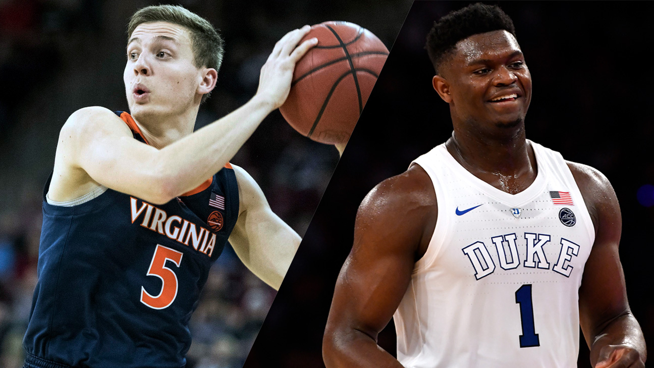 In Spanish - #4 Virginia vs. #1 Duke (M Basketball)
